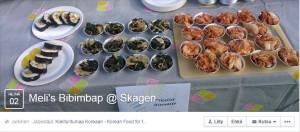Meli's Bibimbap at Skagen